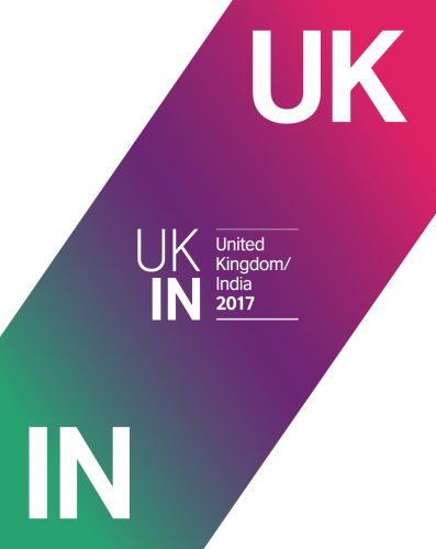 United Kingdom - India 2017 logo