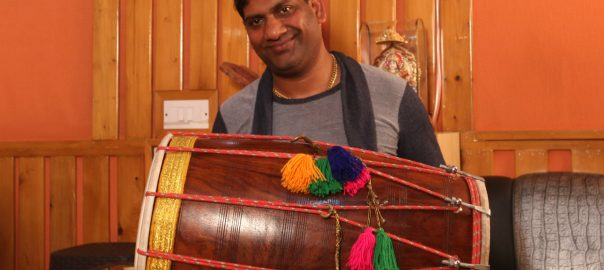 Naresh Kuki - Dhol and Dholak player
